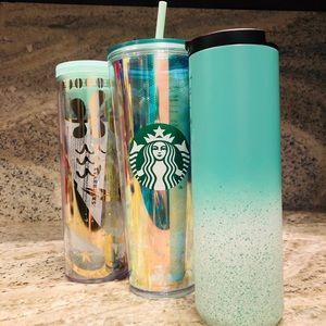 Starbucks Other - Starbucks Tumblers